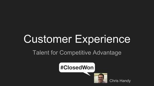 Customer Experience Series: The Future of CX/UX Talent