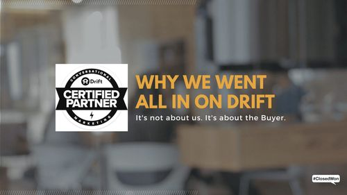 Why we pushed our chips to the middle & became the first Drift Partners